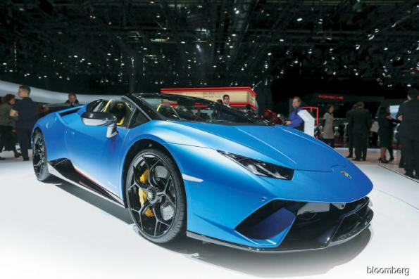 Best cars of Geneva Motor Show