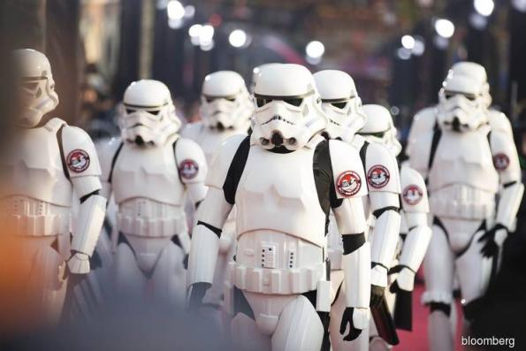 Disney's China puzzle unsolved as another 'Star Wars' film flops