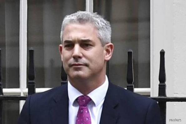 PM May appoints Stephen Barclay as UK's latest Brexit Minister