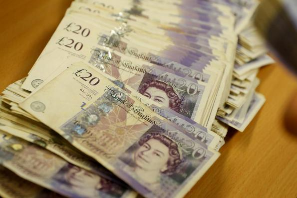 Sterling has best week since January as PM May pushes Brexit deal