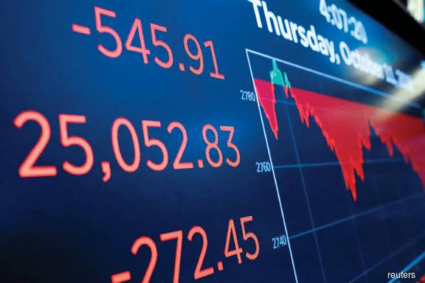 Lead Story: Local stocks face 'dark' hour before a new dawn