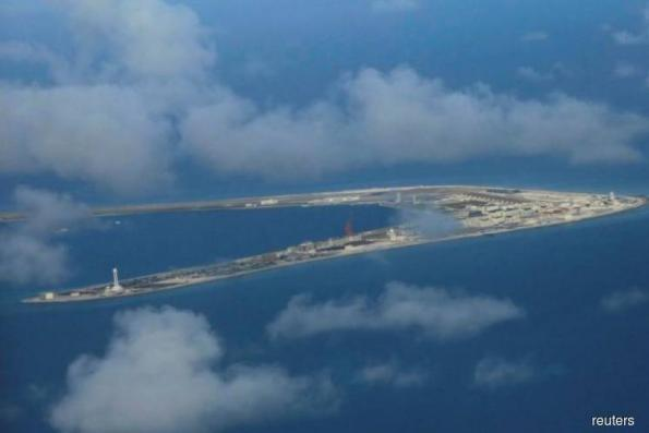 US warns China may add 'nuclear element' to South China Sea