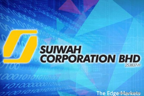 Suiwah 1Q net profit falls 22%