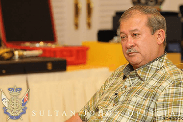 Stop using race, religion to hide incompetence, Johor sultan tells politicians