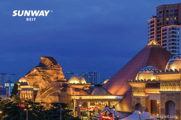 Sunway REIT sets up RM10b perpetual note programme