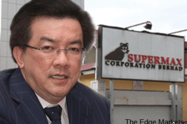 Supermax continues to lag behind peers