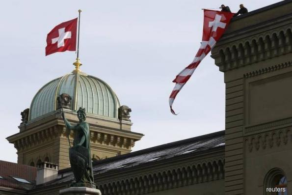 Swiss cabinet backs US$1b support for Winter Olympics bid