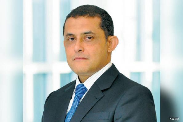 Syed Hamadah is KWAP's new CEO