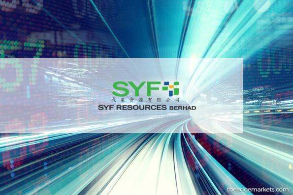 Stock With Momentum: SYF Resources Bhd