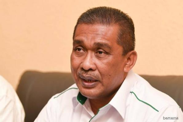PAS secretary-general at MACC headquarters to give statement