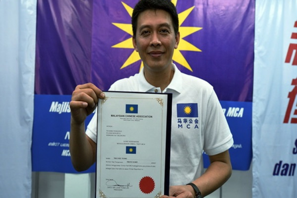 Balakong by-election: MCA candidate votes at 9.15am
