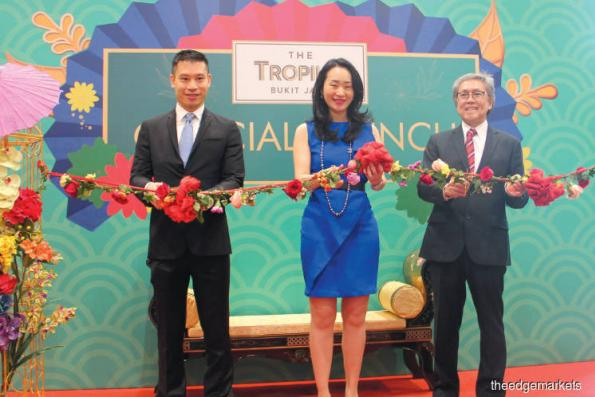 Tower A of The Tropika by Berjaya Land sees 60% take-up