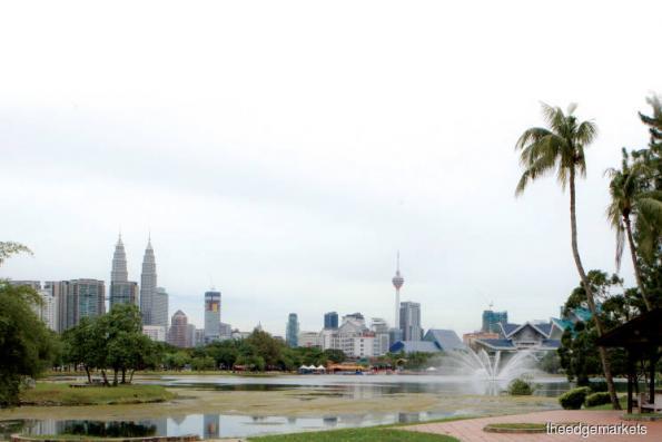Streetscapes: Calm and verdant Jalan Titiwangsa