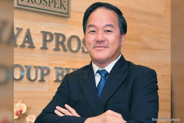 Kerjaya Prospek's major shareholder to try to take over GSB again