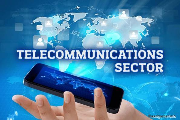 Possible tougher operating outlook weigh down telco stocks