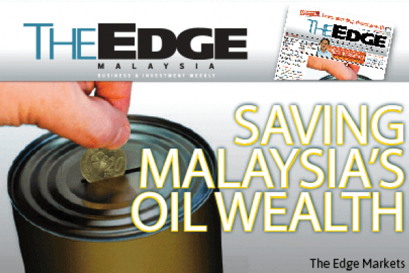 Saving oil wealth for future generations