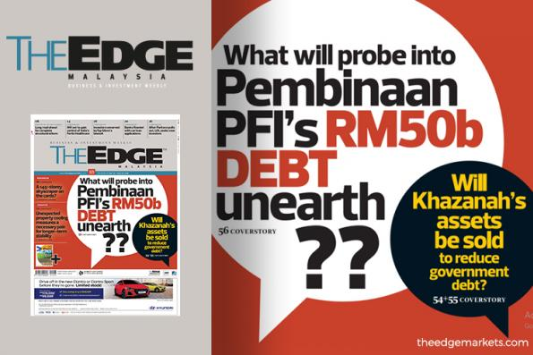 Khazanah to sell its assets to reduce government debt?