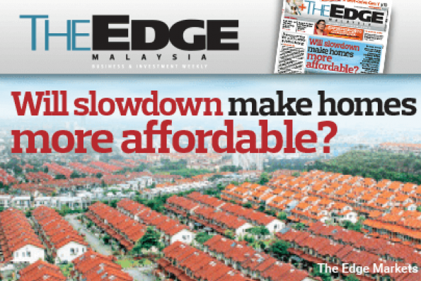 Malaysian homes still expensive despite slowdown - economists