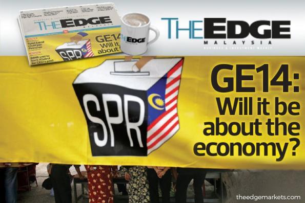 大马第14届大选:大选关键为民生或政治问题?