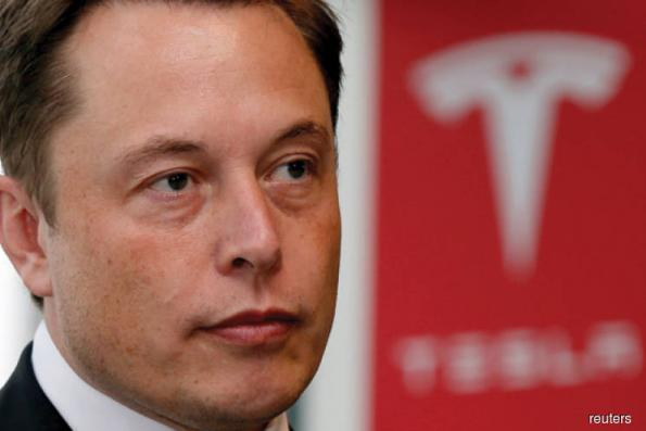 Tesla's Musk struggling to get cars to customers