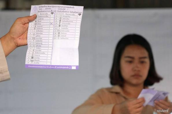 Thailand's election results to emerge slowly, could take weeks