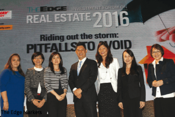 The Edge real estate forum draws 600 attendees