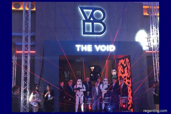 Join the Rebellion with The Void