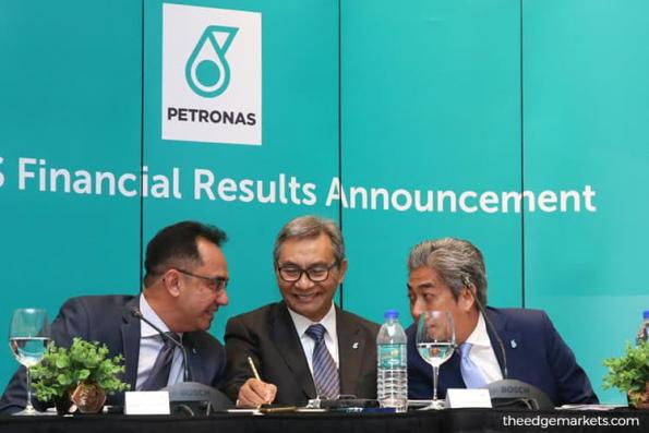 Petronas in talks with Petroleum Sarawak on working arrangement for state O&G reserves