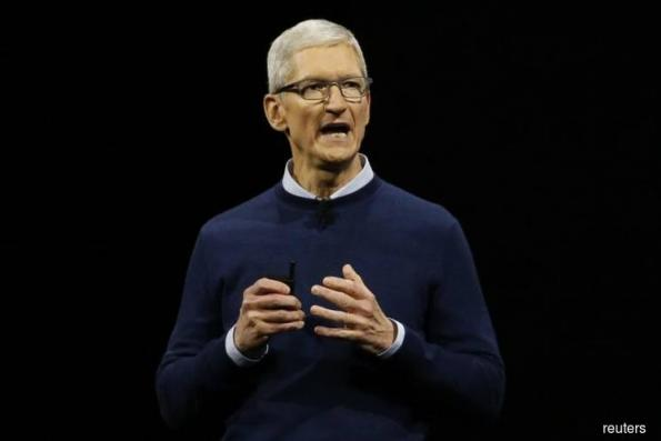 Apple's CEO says he is optimistic on US-China trade talks