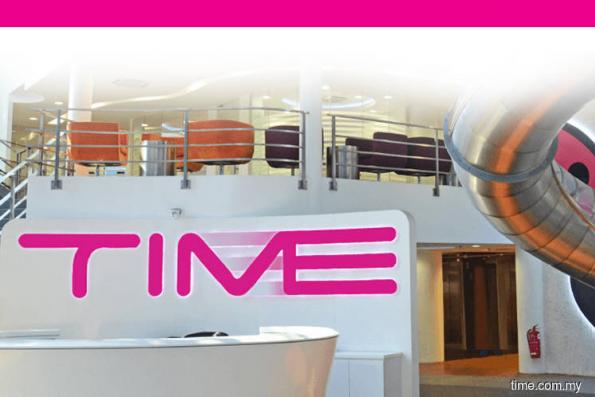 TIME's data centre business expected to be  encouraging on continued strong demand