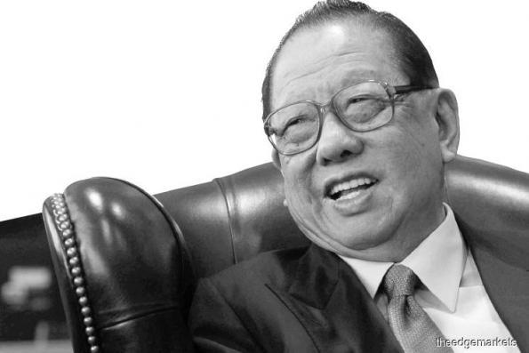 Tan Sri Yeoh Tiong Lay, YTL Group founder, 1929-2017