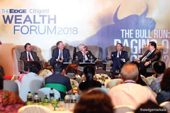 The Edge-Citigold Wealth Forum 2018: The rise and rise of the tech sector