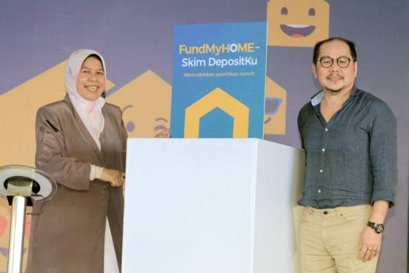 Housing Ministry launches FundMyHome+DepositKu scheme to aid first-time buyers