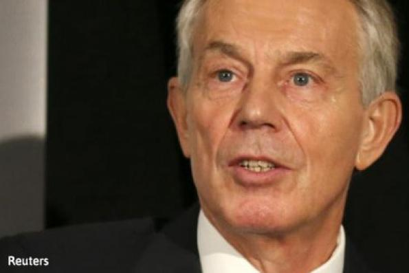Former UK PM Blair begins 'mission' to change minds on Brexit