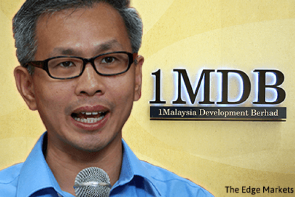 "1MDB must repay ""advances"" to MOF, says DAP's Pua"