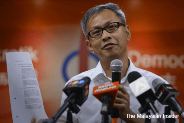 1MDB should lead by example in bringing overseas money home, says DAP