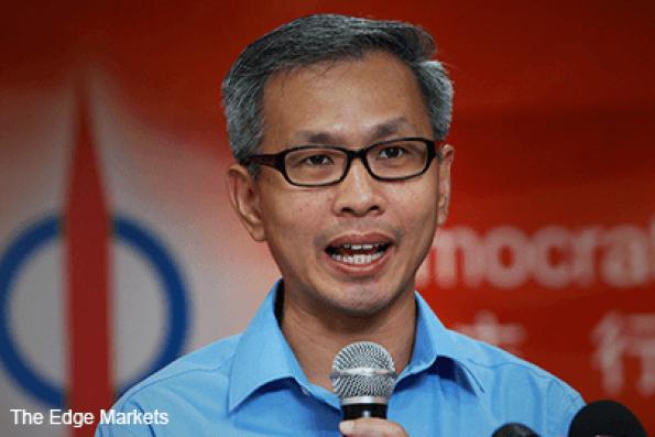 Ten questions for 1MDB chief, Tony Pua says ahead of live debate
