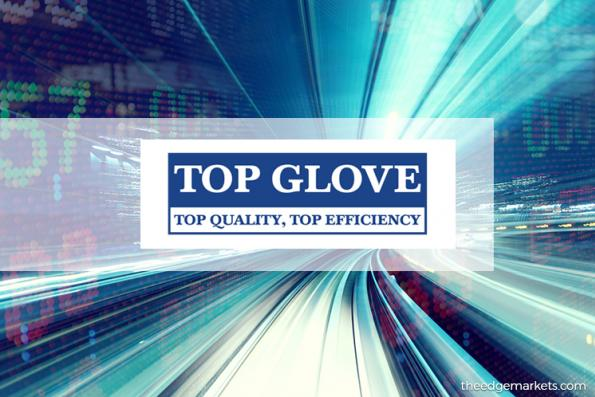 Stock With Momentum: Top Glove Corp Bhd