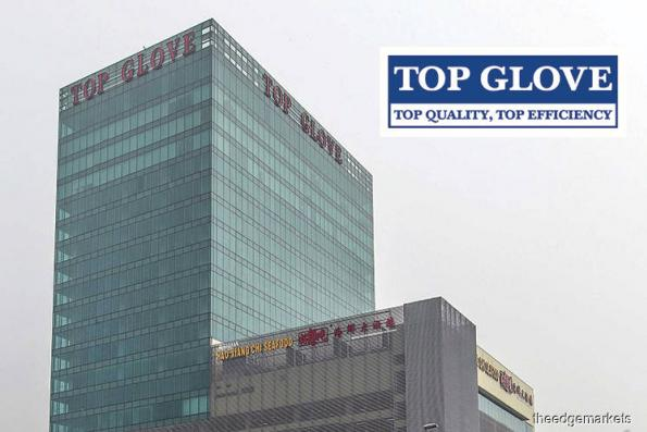 Top Glove shares fall by as much as 5.8% as company initiates arbitration against Adventa Capital