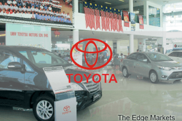 JD Power survey: Customers prefer Toyota's sales service