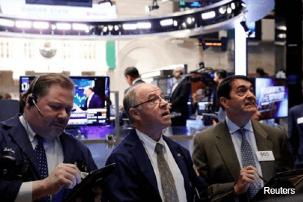 Banks, jobs data send Wall Street higher