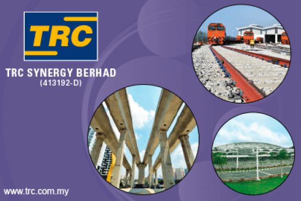 TRC协作获国油颁发6160万令吉基建合约