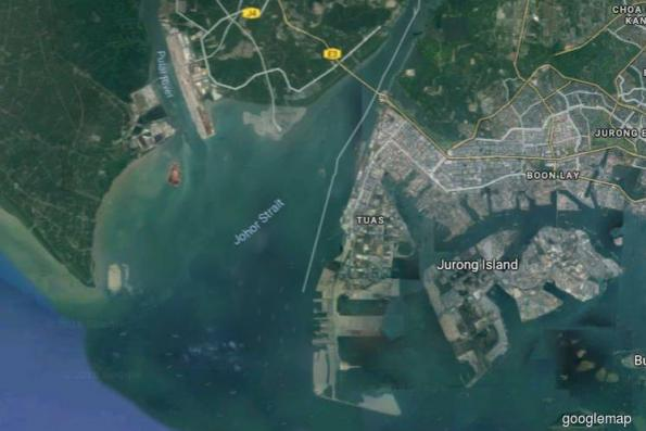 Working Group on Malaysia-Singapore maritime issues meets for first time