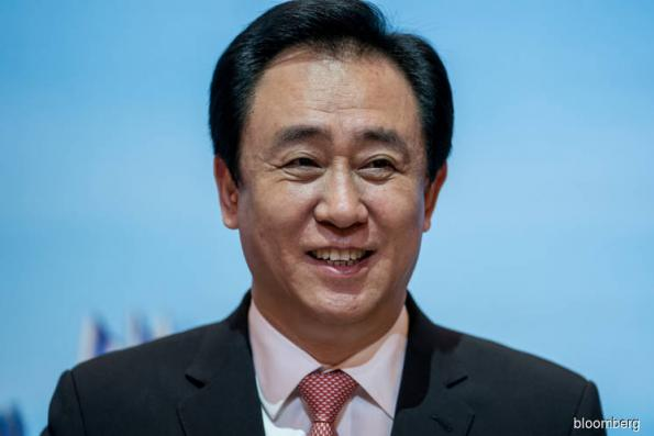 Tycoon's fortune grows US$2.4b a day as shares soar
