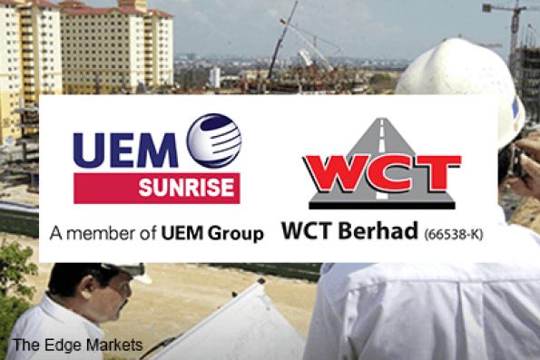 联营打造30亿令吉雪州产业计划 UEM阳光-WCT控股缔双赢