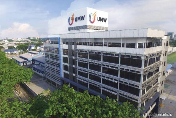 UMW's auto business stays in low gear