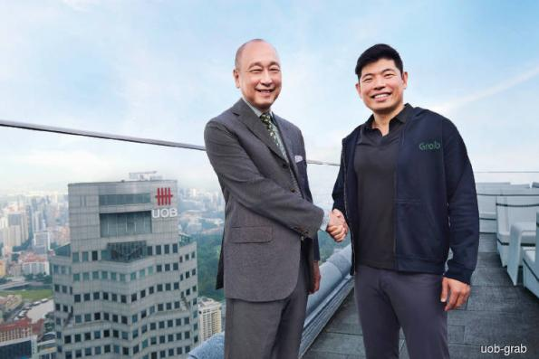 Grab, UOB team up to accelerate use of digital services in Asean
