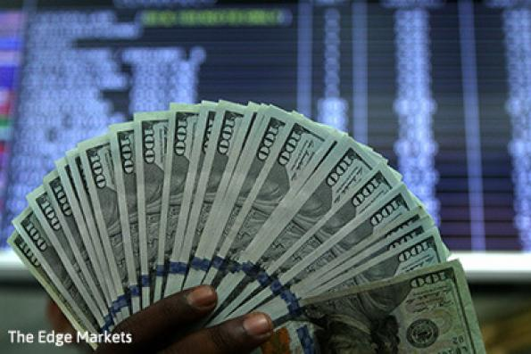 Dollar rebounds after five days of falls