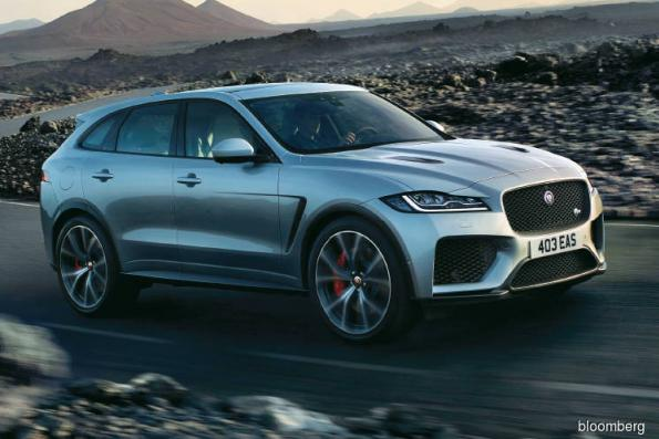Cars: Jaguar doubles down on power with new F-Pace SVR SUV