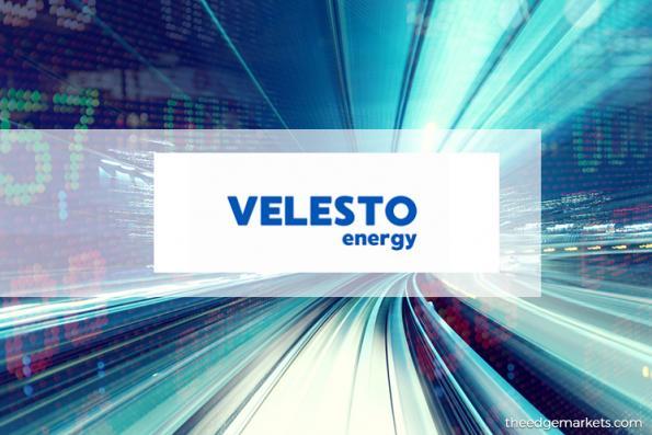 Stock With Momentum: Velesto Energy